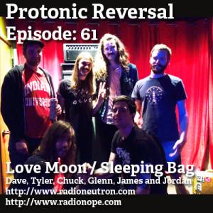 Love Moon and Sleeping Bag