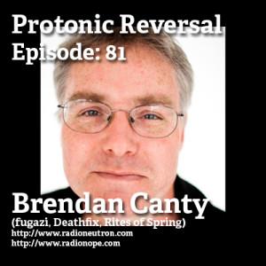 Brendan Canty - fugazi - episode81