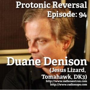 Duane Denison - Jesus Lizard, Tomahawk, DK3