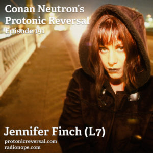 Ep191: Jennifer Finch (L7)