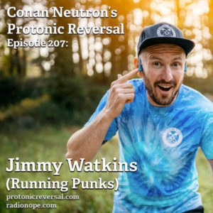 Ep207: Jimmy Watkins (Running Punks)