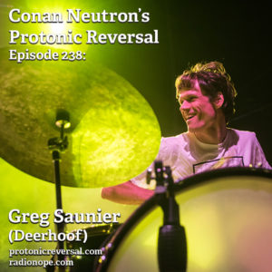 Ep238: Greg Saunier (Deerhoof)