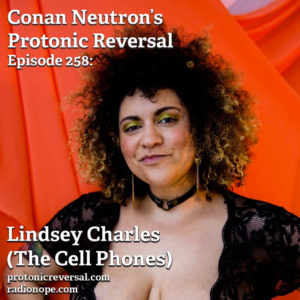 Ep258: Lindsey Charles (the Cell Phones)
